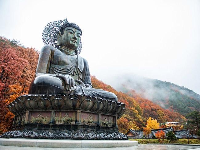 Những điểm đến đẹp nhất Hàn Quốc, hết Covid-19 phải xách balo đi ngay - 11