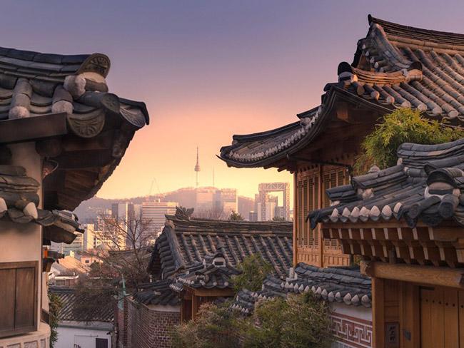 Những điểm đến đẹp nhất Hàn Quốc, hết Covid-19 phải xách balo đi ngay - 12