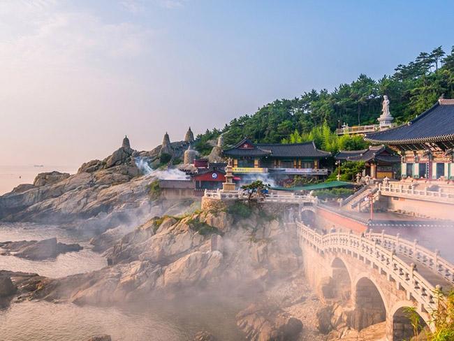 Những điểm đến đẹp nhất Hàn Quốc, hết Covid-19 phải xách balo đi ngay - 4