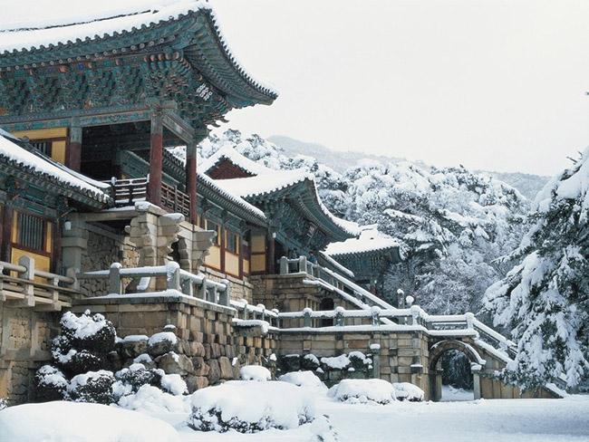 Những điểm đến đẹp nhất Hàn Quốc, hết Covid-19 phải xách balo đi ngay - 9