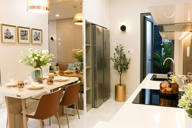 Giới thượng lưu đánh giá cao phong cách sống ven sông tại căn hộ d'Lusso quận 2 - 2