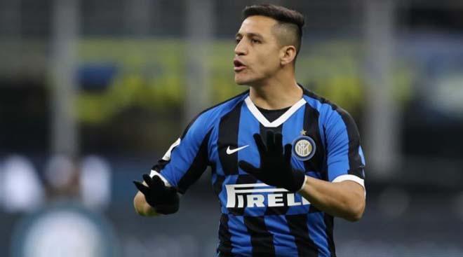 MU - Inter ngao ngán Sanchez: 667 triệu đồng/phút ra sân, ghi 1 bàn! - 2