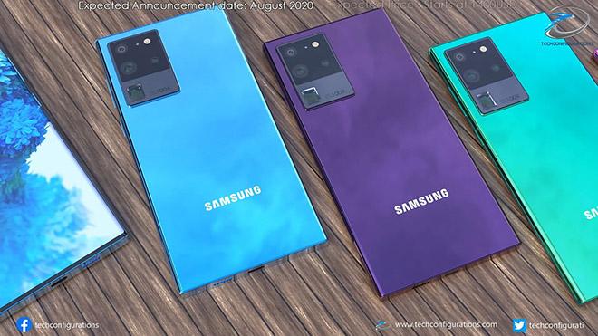 Đây sẽ là siêu phẩm Galaxy Note20 Ultra với bút stylus - 2