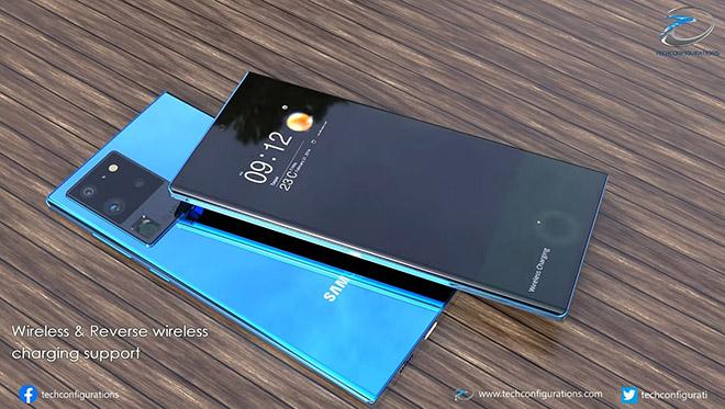 Đây sẽ là siêu phẩm Galaxy Note20 Ultra với bút stylus - 3