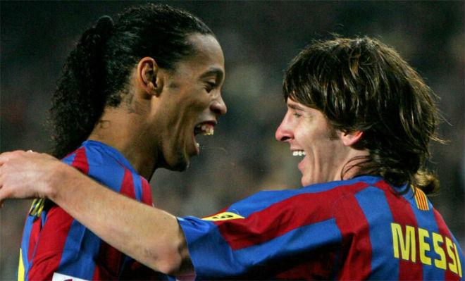 Messi siêu giàu cứu Ronaldinho: Cuộc sống vương giả, đối nhân xử thế ra sao? - 1