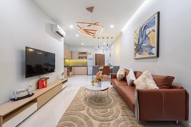 Cận cảnh căn hộ 3 phòng ngủ Lovera Vista đa công năng sử dụng - 4