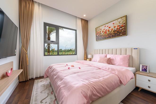 Cận cảnh căn hộ 3 phòng ngủ Lovera Vista đa công năng sử dụng - 6