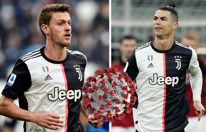 Chấn động SAO Juventus dính Covid-19: Ronaldo nguy cơ lây nhiễm, Serie A đại loạn - 1