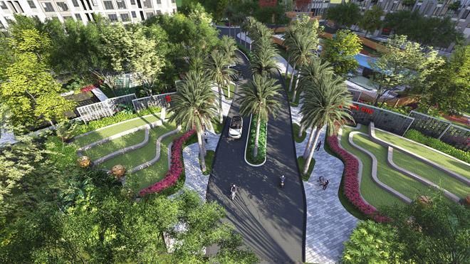 Picity High Park: Thổi luồng gió mới cho thị trường khu Tây thành phố - 1