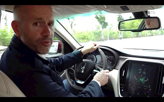 Đài truyền hình Thuỵ Sỹ: Xe VinFast là kẻ thách thức ngành công nghiệp ô tô thế giới - 2