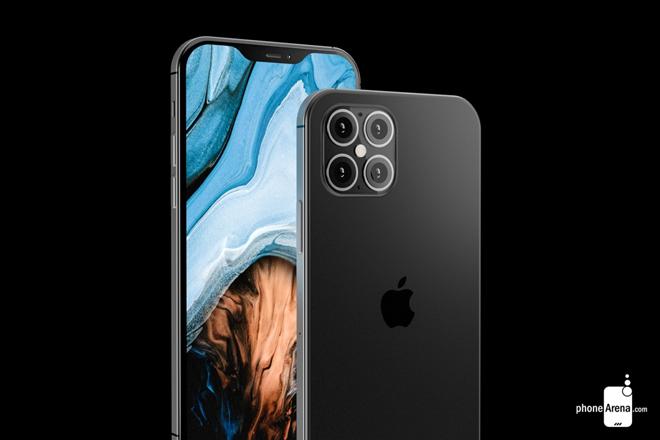 iPhone 12 sẽ bùng nổ camera sau, bản Pro có 4 camera - 1