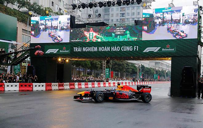 Chặng đua F1 tại Việt Nam chính thức bị hoãn, thiệt hại kinh tế lớn - 1