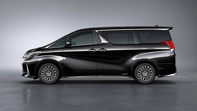 Lexus ra mắt dòng MPV LM300h tại Thái Lan, giá hơn 4 tỷ đồng - 5