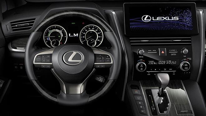 Lexus ra mắt dòng MPV LM300h tại Thái Lan, giá hơn 4 tỷ đồng - 7