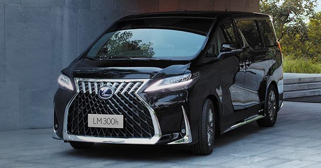 Lexus ra mắt dòng MPV LM300h tại Thái Lan, giá hơn 4 tỷ đồng - 1