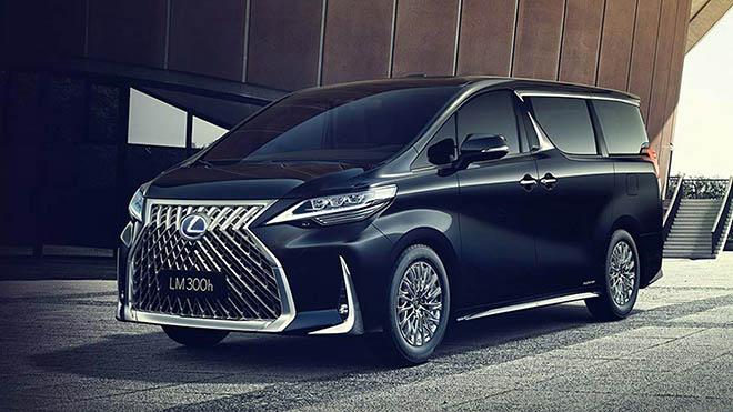 Lexus ra mắt dòng MPV LM300h tại Thái Lan, giá hơn 4 tỷ đồng - 3
