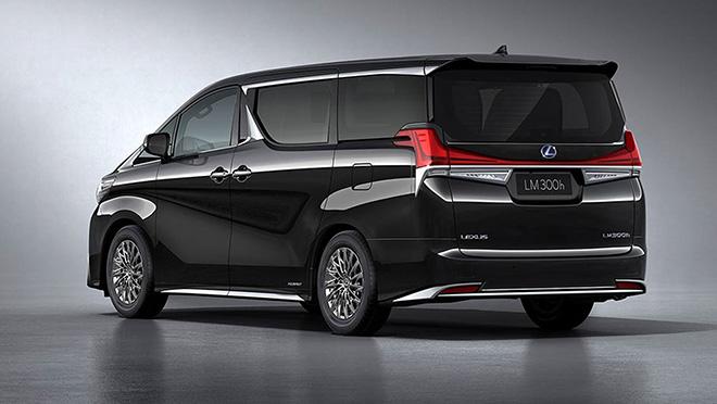 Lexus ra mắt dòng MPV LM300h tại Thái Lan, giá hơn 4 tỷ đồng - 6