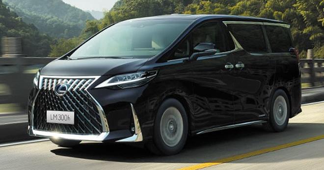 Lexus ra mắt dòng MPV LM300h tại Thái Lan, giá hơn 4 tỷ đồng - 11