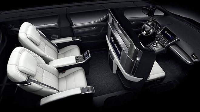 Lexus ra mắt dòng MPV LM300h tại Thái Lan, giá hơn 4 tỷ đồng - 9
