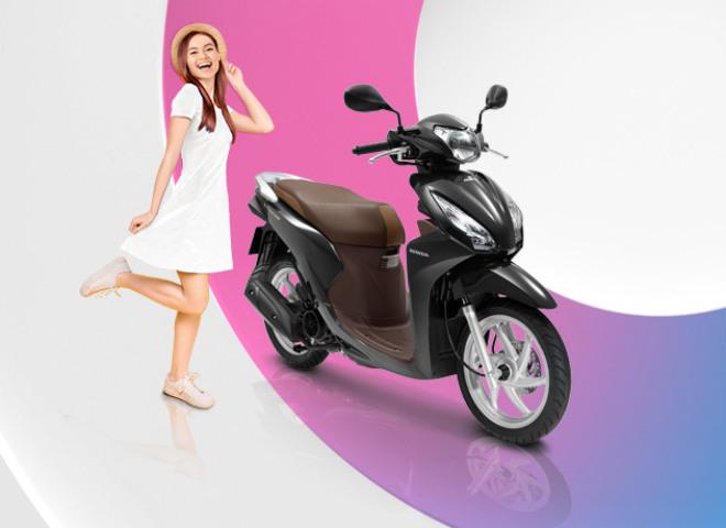 Có tầm 30 triệu đồng, phái đẹp Việt nhiều lựa chọn xe tay ga rẻ mà sang chảnh - 4