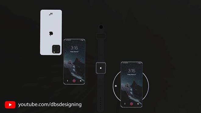 Thiết kế iPhone 12 lạ lẫm với vòng eo siêu mỏng - 3