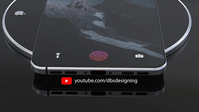 Thiết kế iPhone 12 lạ lẫm với vòng eo siêu mỏng - 6