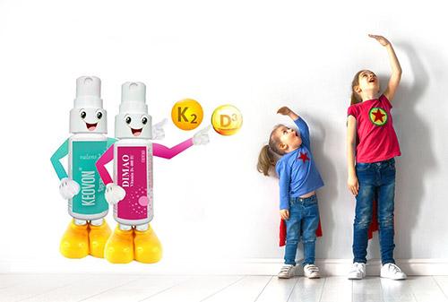 """Vitamin K2 giúp trẻ """"bứt phá"""" chiều cao, răng đẹp tự nhiên - 4"""