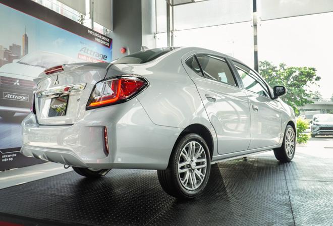 Mitsubishi Attrage phiên bản nâng cấp chính thức ra mắt thị trường Việt - 6