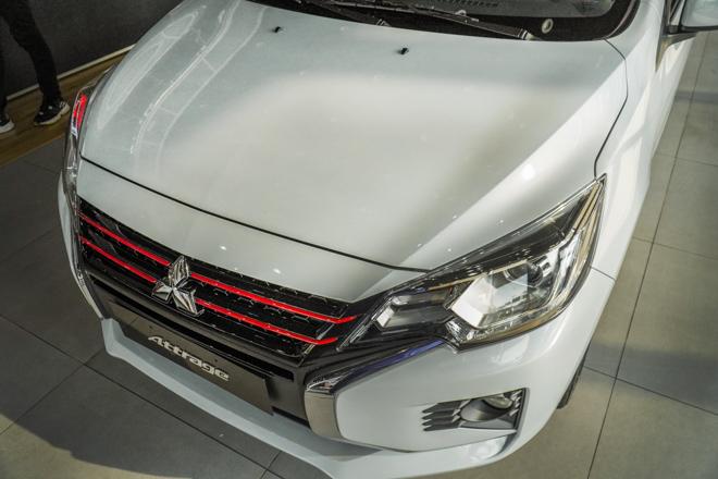 Mitsubishi Attrage phiên bản nâng cấp chính thức ra mắt thị trường Việt - 9