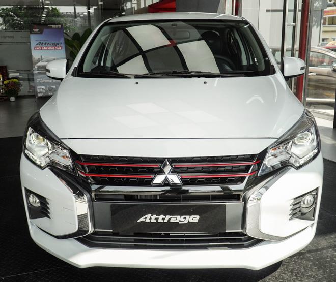 Mitsubishi Attrage phiên bản nâng cấp chính thức ra mắt thị trường Việt - 10