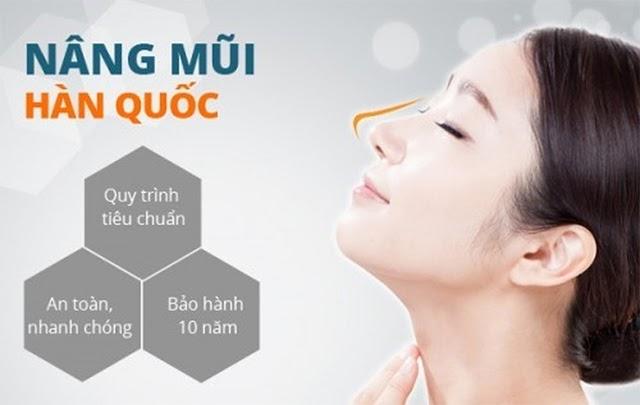 11 phương pháp nâng mũi phổ biến hiện nay - 5