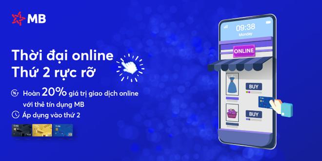 MB là ngân hàng đầu tiên tặng bảo hiểm corona cho chủ thẻ tín dụng mới - 2