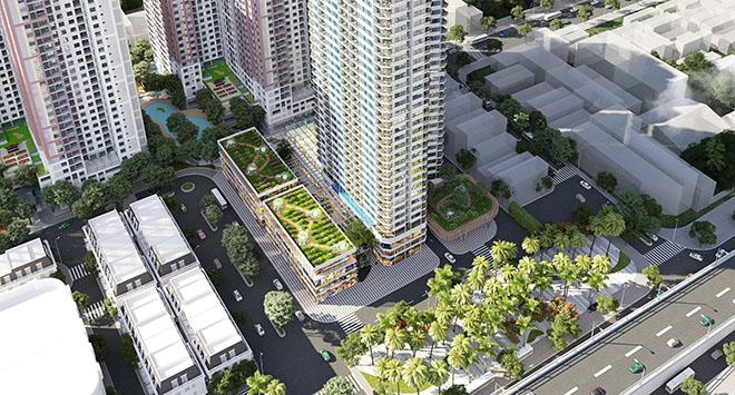 Sắp xuất hiện tổ hợp căn hộ và khách sạn 5 sao là biểu tượng mới của Bình Dương - 2