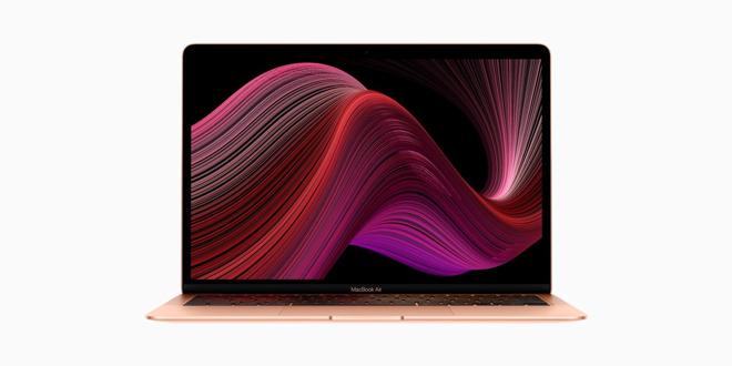 Chính thức: Apple ra mắt MacBook Air 2020 với giá chỉ từ 1.000 USD - 1