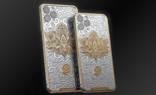 HOT: Caviar tung phiên bản iPhone 11 Pro/ iPhone 11 Pro Max chống virus Covid- 19 - 3