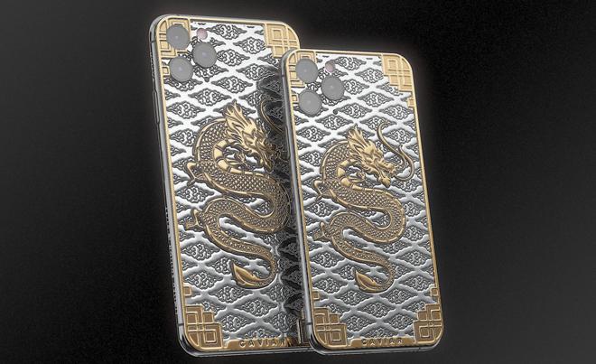 HOT: Caviar tung phiên bản iPhone 11 Pro/ iPhone 11 Pro Max chống virus Covid- 19 - 1