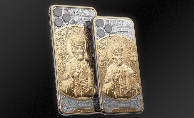HOT: Caviar tung phiên bản iPhone 11 Pro/ iPhone 11 Pro Max chống virus Covid- 19 - 4