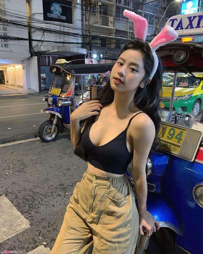 Cô gái Thanh Hóa xinh đẹp bất ngờ nổi tiếng MXH Trung Quốc - 7