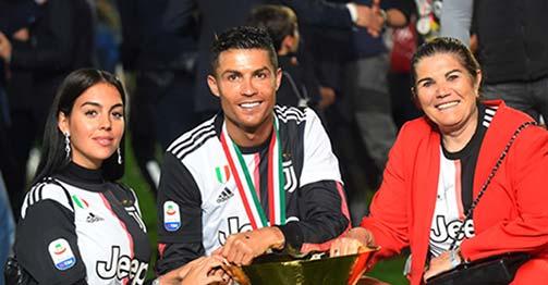 Ronaldo đón đại hỷ giữa mùa dịch, ý tưởng lạ thỏa cơn khát tập gym