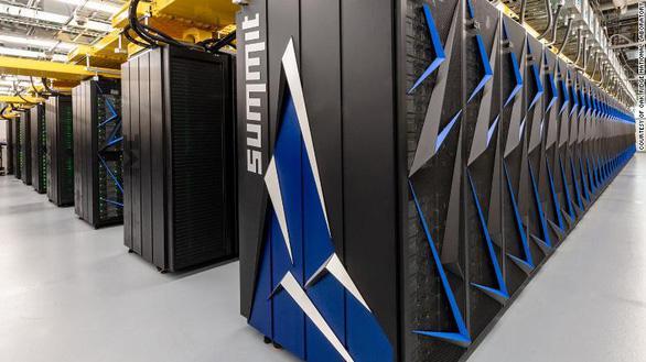 """""""Chìa khóa"""" tiêu diệt COVID-19 được siêu máy tính Mỹ tìm ra - 1"""