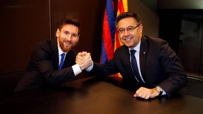 Messi nguy cơ chia tay Barca: Tiến thoái lưỡng nan vì sếp lớn mưu mô - 2