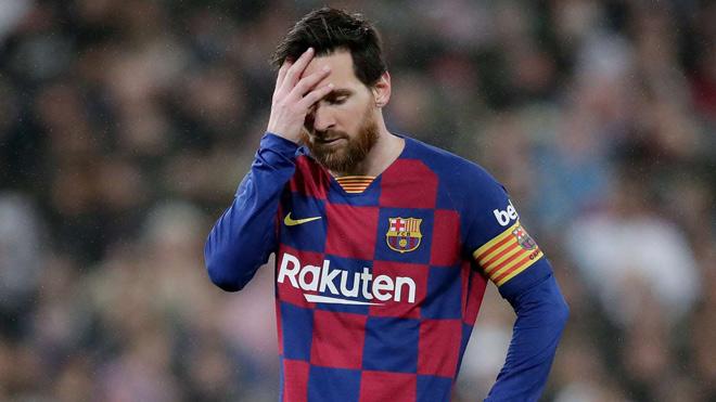 Messi nguy cơ chia tay Barca: Tiến thoái lưỡng nan vì sếp lớn mưu mô - 1