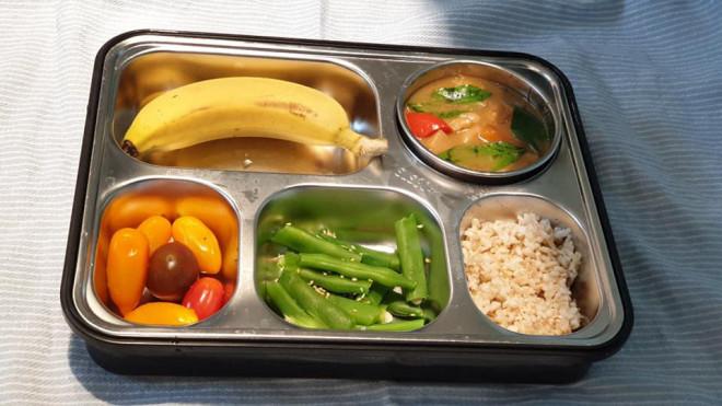 Hộp cơm trưa chay truyền cảm hứng của cô gái Hà Nội - 3