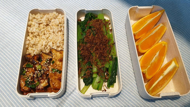 Hộp cơm trưa chay truyền cảm hứng của cô gái Hà Nội - 7