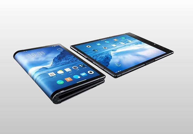 Đối thủ Galaxy Fold chuẩn bị trình làng, mạnh như Galaxy S20 - 1