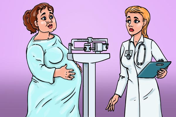 Khoa học chỉ ra mẹ tăng cân quá nhiều khi mang thai ảnh hưởng đến trí não sau này của trẻ - 1