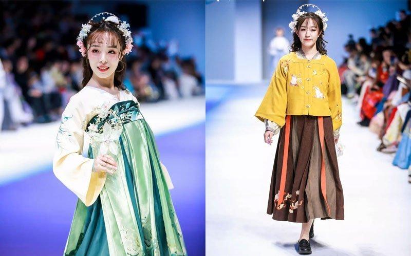 """Xu hướng mặc Hán phục của những """"tiên cô"""" Trung Quốc - 8"""