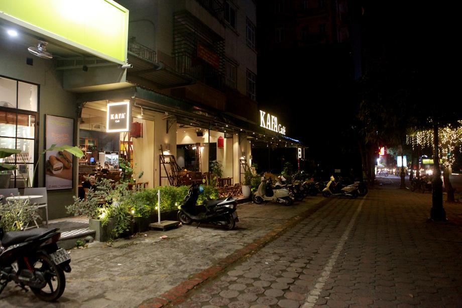 Hình ảnh quán cà phê ở Hà Nội sau yêu cầu đóng cửa của Chủ tịch thành phố - 5