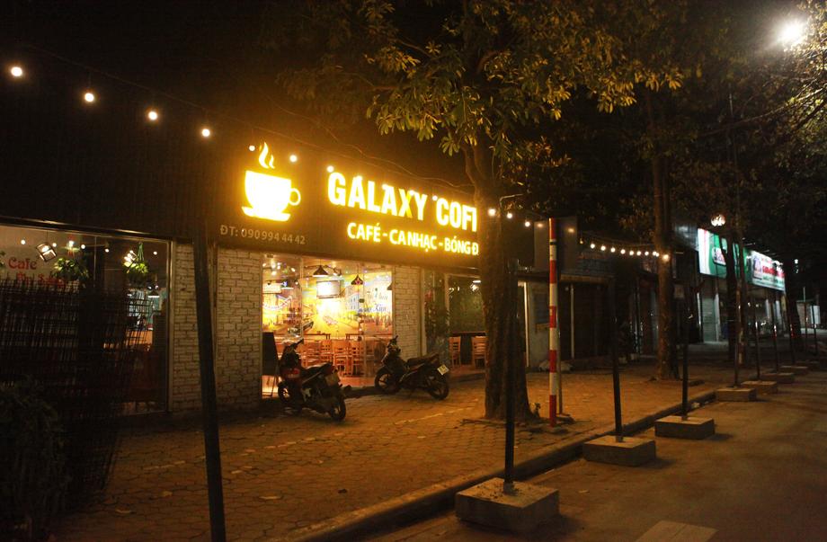 Hình ảnh quán cà phê ở Hà Nội sau yêu cầu đóng cửa của Chủ tịch thành phố - 6