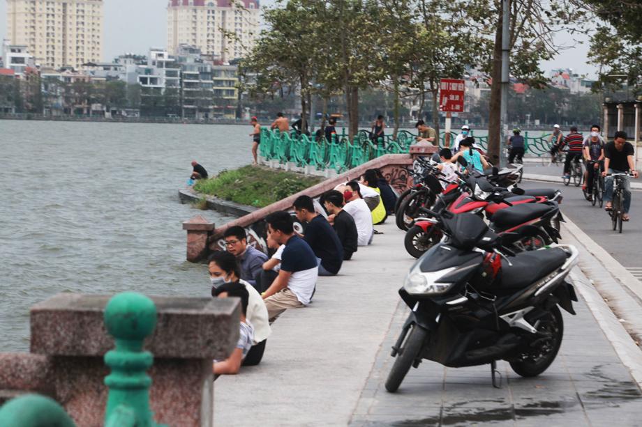 Hình ảnh quán cà phê ở Hà Nội sau yêu cầu đóng cửa của Chủ tịch thành phố - 11